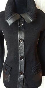 Classiques Entier Atelier Black Sweater Jacket